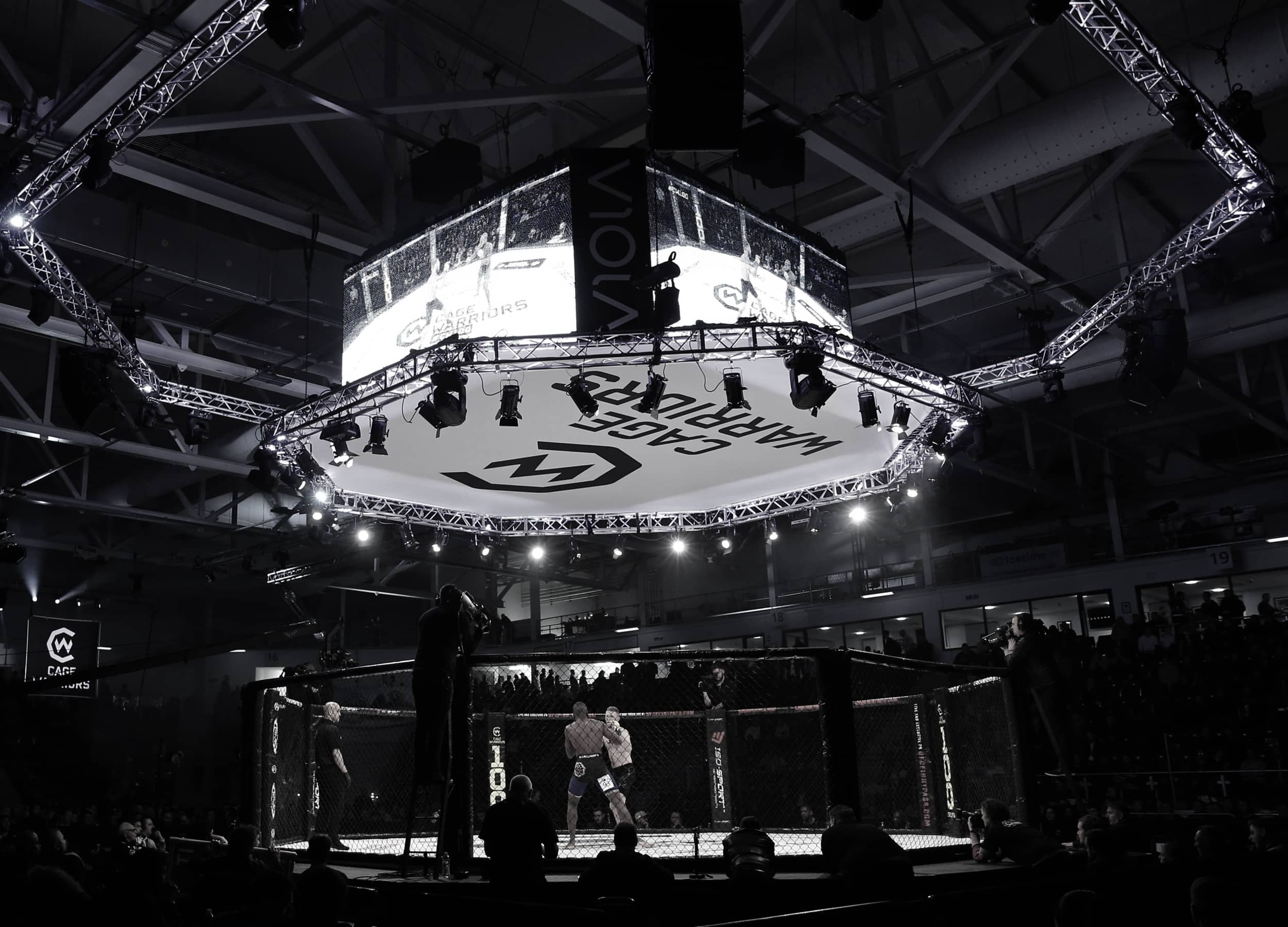 Introducing Safe MMA for Cage Warriors International Events